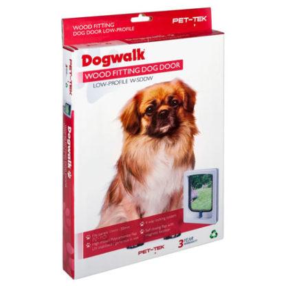 Dogwalk W-SDDW dog door